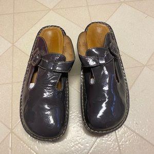 Alegria Alg-113 Mary Jane clog shoes size 40